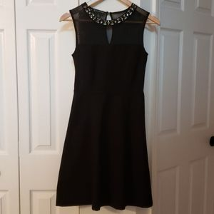 I.N.C. black cocktail or party dress EUC